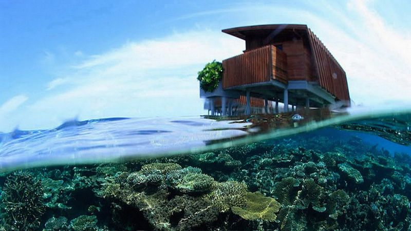 Park Hyatt Maldives Hadahaa Maldives best house reefs