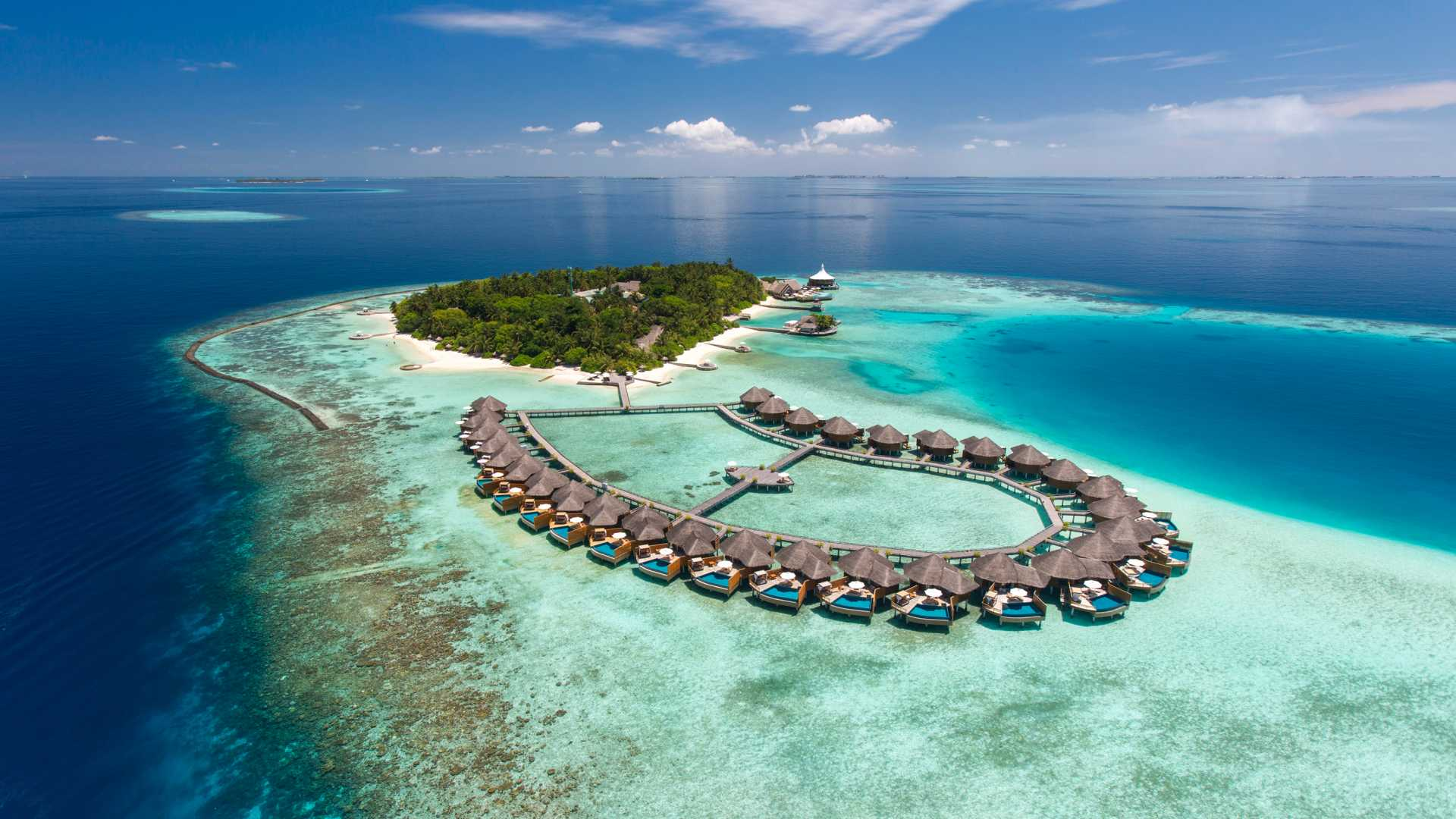 Baros Maldives Resort with Best House Reef