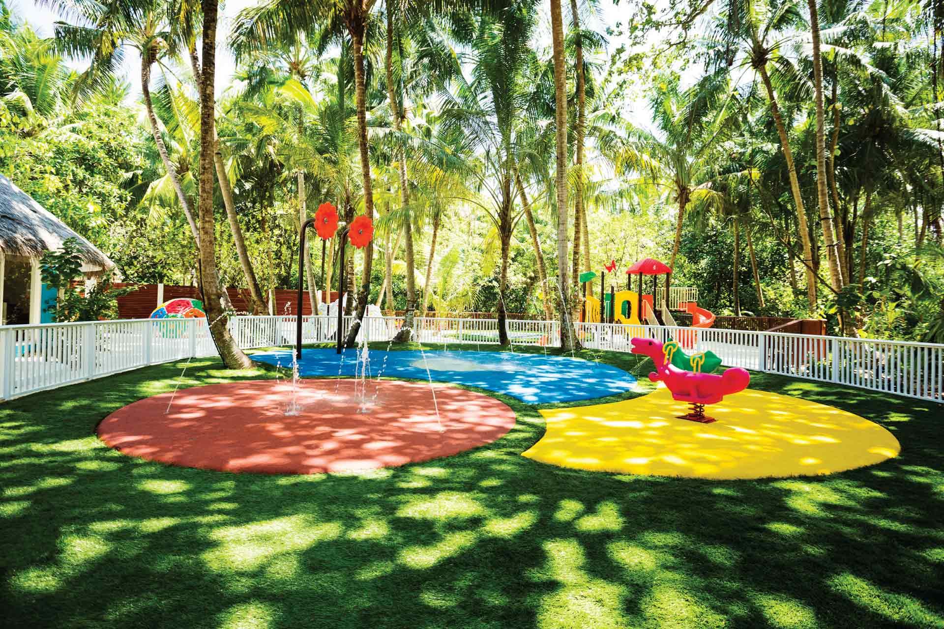 family friendly resort maldives