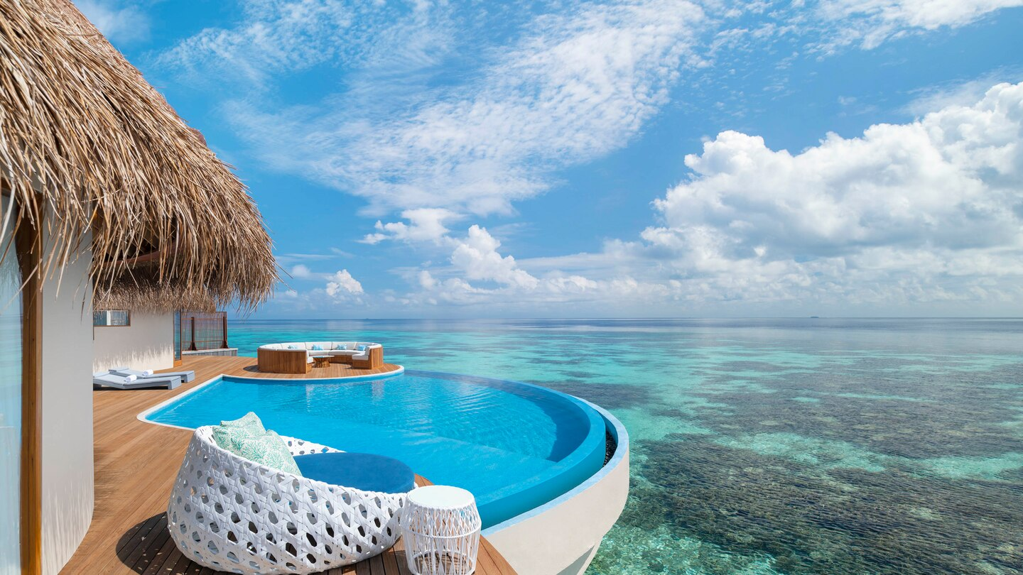 W Maldives - Best house reefs Maldives