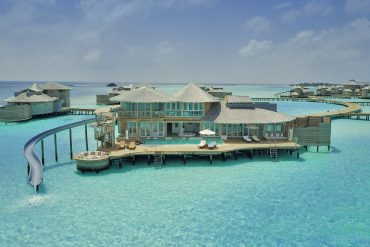 soneva jani family friendly maldives resort